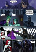 TLIID Joker's 75th Anniversary - versus Midnighter by Nick-Perks