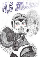 MIGHTY No9 - PASSING 1.6 - COLOR by mdkex