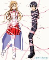.: SAO : Lovely Captives :. by Sincity2100