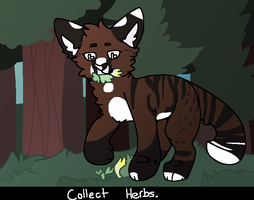 Collect Herbs by AnamayCat