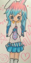 Contest Entry #1 For Pyori-chan by Melodyx902