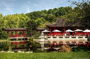 Berlin - Chinese Garden by pingallery