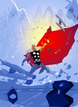Thor by PascalCampion