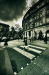 Zebra Crossing by Lord-Dip