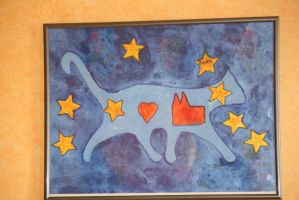 valentines cat from cologne by ingeline-art