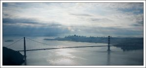 Golden Gate by NaujTheDragonfly