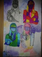 Anonymous  by ArtloverBADrawings15