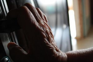 Arm of old age by L1993
