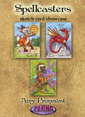 Amy Pronovost Showcase - Spellcasters