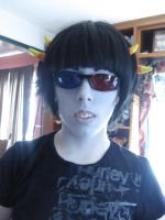 Sollux Captor Makeup Preview by GameShift
