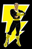 Black Adam Pestige Series by Thuddleston