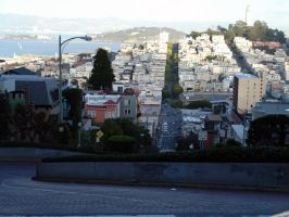 Lombard Street by babygurl83