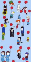 99 Red Balloons by chocoholic21