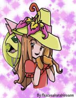 Mimi and palmon lady diane by Spirit-woods