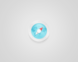 Free Safari Icon by BlakeCeeno