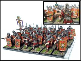 Imperial Romans by GeneralCambronne