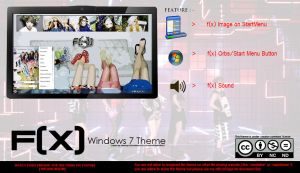 [2012 Theme] f(x) Windows 7 Theme by HKK98
