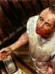 Hannibal Lecter - Silence of the Lambs by gambitgmb