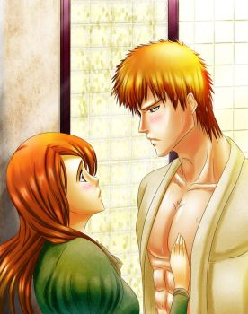 Ichihime: Unexplained  Feelings by JHERRY