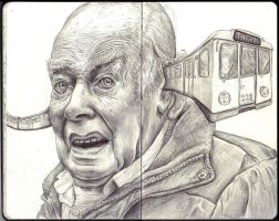 Sketchbook - Train of Thought by keiross