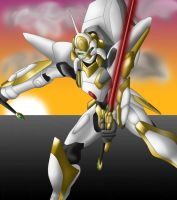 Z-01 Lancelot by walloffame
