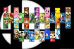 Super Smash Bros. Wii U/3DS by MegaZeo
