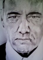 kevin spacey by gypsytoast