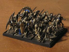 Tomb Kings Archers by gowsk