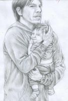 Anthony and Everly by ClaireDial