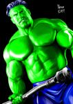 The Incredible Hulk by valadorf