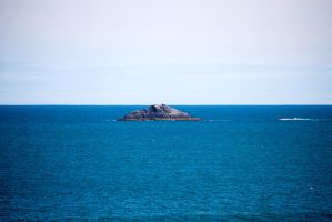Isolation in the big blue by ARC-Photographic