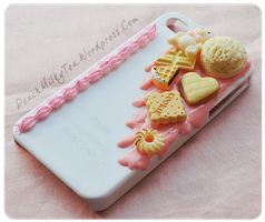 iPhone 4/4s Decoden Case(for sale) by PeachMilktea