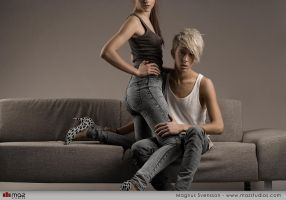 Jacob And Andrea 05 by MazStudios
