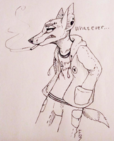- Whatever - by FreckledBastard