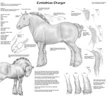 Corinthian Charger - Breed Sheet by TalonV