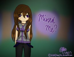 Yuki - Missed me? by tashaj4de