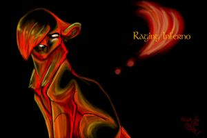 Raging Inferno by nanook123