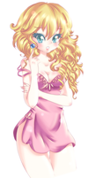 It's Not Easy Being Peach by Candy-DanteL