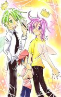 FOP - Cosmo, Wanda and Timmy by Tamai-Tamai