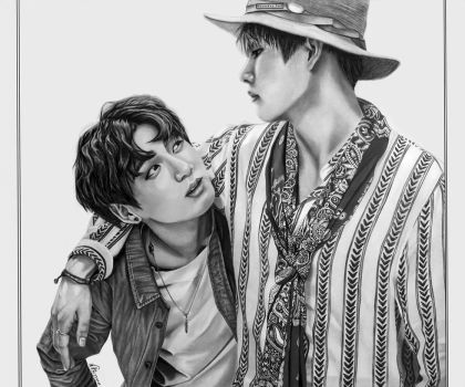 Bromance TaeKook ver by Noonday-Sun