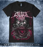 Chelsea Grin - slashed - by corefolio