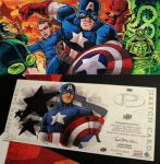 Marvel Premier Captain America by KidNotorious
