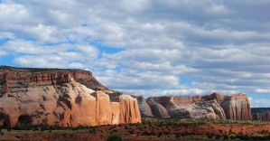 Indian Country, AZ by snake0644