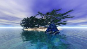 unknown islands by Topas2012