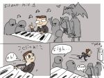 Silent Hill, doodles 6 by Ayej