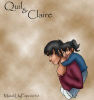 WPS: Claire and Quil by MandiPope