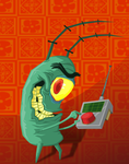 Plankton by Pseudogiant