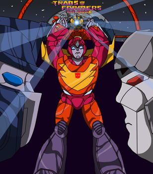 Transformers the Movie (1986) by StarBoy8