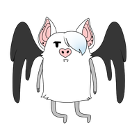 Bat bby by Homopotamus
