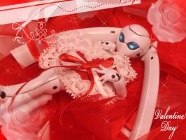 Drossel x Valentine Day by Toy-Parade-Conductor